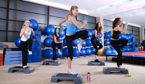 Aerobic Exercise - How to Lose Water Weight