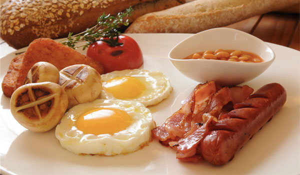 Breakfast - How to Prevent Hangover