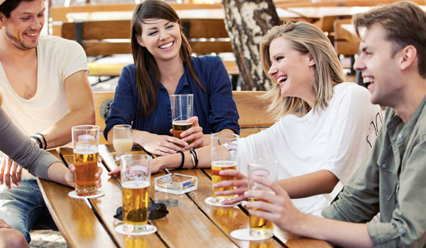 Chatting - How to Prevent Hangover