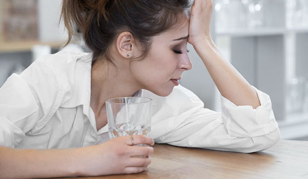 Drinking Water - How to Prevent Hangover