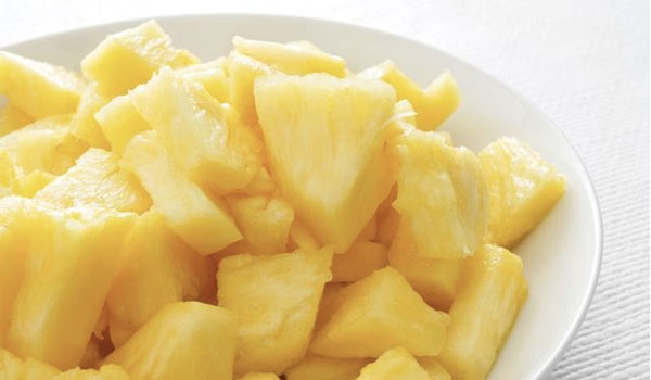 Pineapples - How to Lose Water Weight