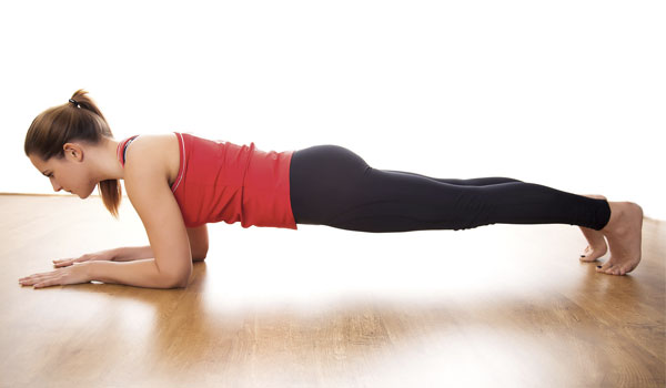 Planks - How to Lose Belly Fat