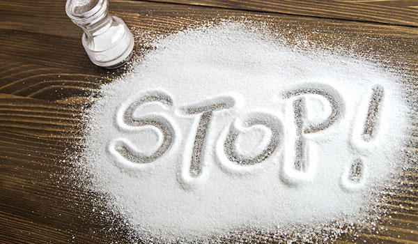 Salt - How to Lose Water Weight