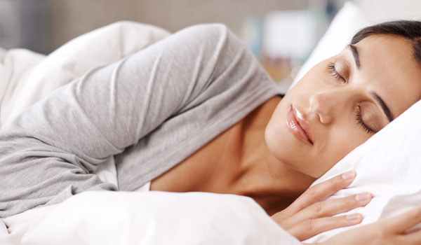 Sleep - How to Lose Water Weight