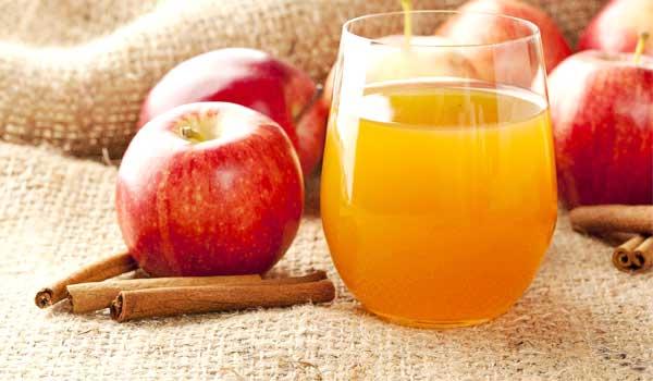 Apple-Cider-Vinegar-How to Straighten Hair Without Heat
