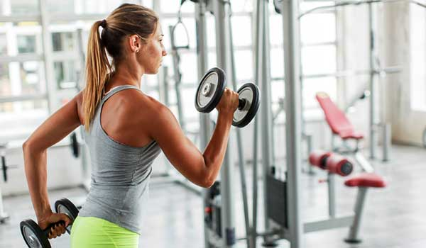 Lift Weight - How To Improve Posture