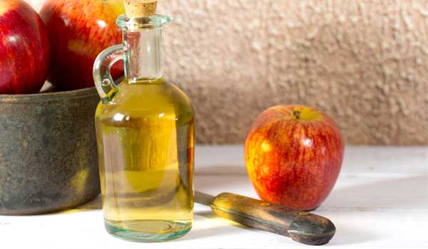 Apple-Cider-Vinegar-How To Stop Sweaty Hands