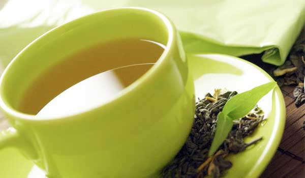 Green-Tea-How To Stop Sweaty Hands
