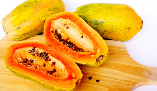 Papaya - How to Remove Facial Hair Permanently
