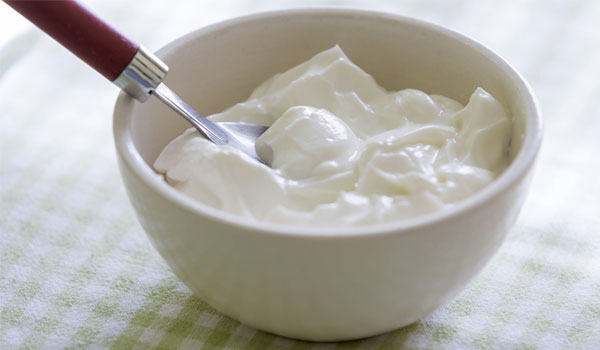 Yogurt-How to Get rid of Sunspots