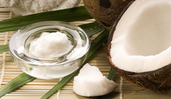 Coconut-oil-Home Remedies for Peeling Skin