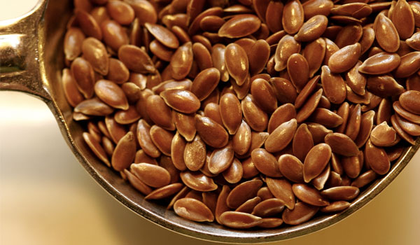 Flaxseeds - Home Remedies For Glaucoma