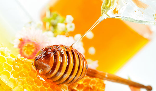Honey- Home Remedies for Peeling Skin