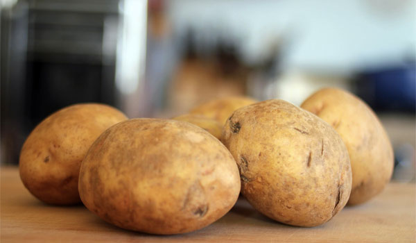 Potatoes - Home Remedies for Dry Eyes