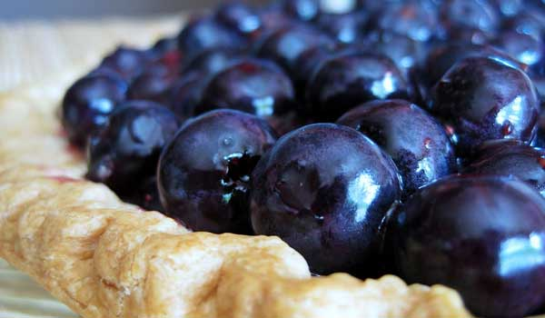 Blueberry - Home Remedies for Concussion