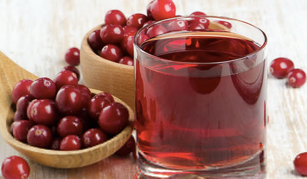 Cranberry juice - Home Remedies for Gingivitis