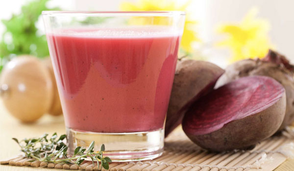 Beet Juice - Home Remedies for Preeclampsia