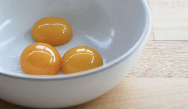 Egg York - Home Remedies for Astigmatism