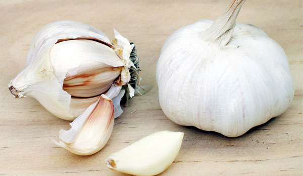 Garlic - Home Remedies for PID