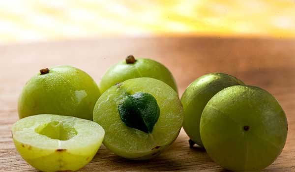 India Gooseberry - Home Remedies for Astigmatism