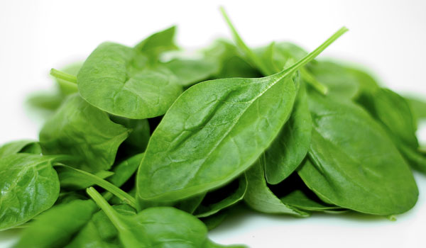 Spinach - Home Remedies for Astigmatism
