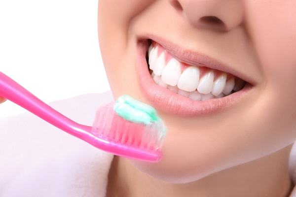 Brush your teeth -  How to get rid of onion breath